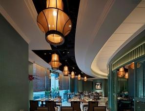 梁志天设计--香港铜锣湾法越情怀餐厅