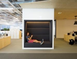 PMC Arquitectos--里斯本Fullsix数字代理商办公室