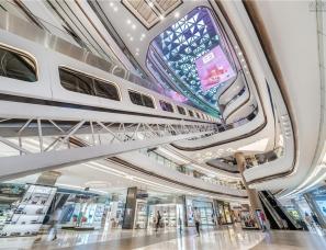 LB凌奔设计--佛山天虹购物中心