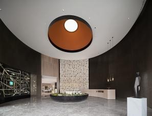 WSD吴舍设计--康桥廊坊知园售楼处