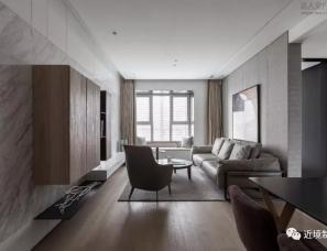 近境制作唐汉忠设计--天津宜兴埠样板房