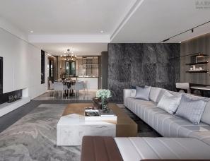 元禾大千设计+丹健国际设计-融信·厦门世纪洋房样板间