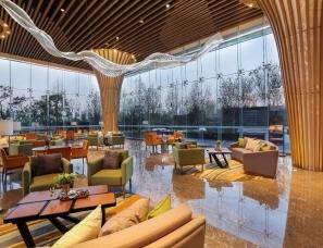 HWCD设计--苏州阳光城丽景湾售楼处