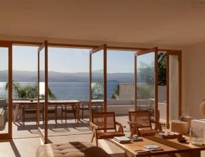 Amelia Tavella--法国经典的海景别墅