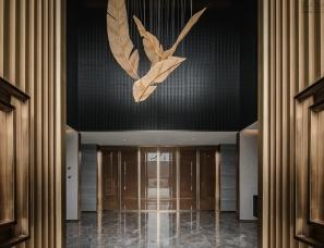 AOD艾地设计--金科博翠天下售楼处
