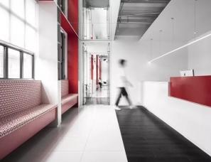 崔树设计--UCCA尤伦斯当代艺术中心办公空间