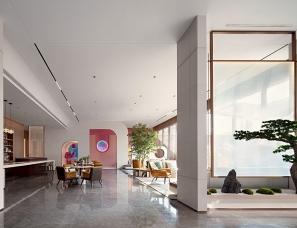 EHOO易虎设计   南京彰泰观南府销售中心
