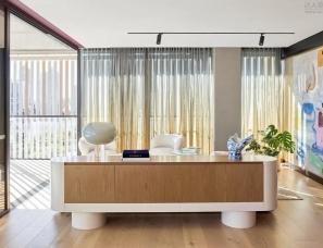 Alcorn Middleton建筑师事务所--澳大利亚木艺公寓305㎡