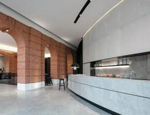 DIA丹健国际--上海华侨城苏河湾 CITY WALK城市规划展示中心