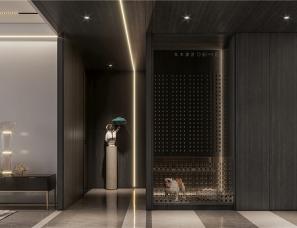 天津东木设计 | 现代轻奢,极致生活的演绎! 