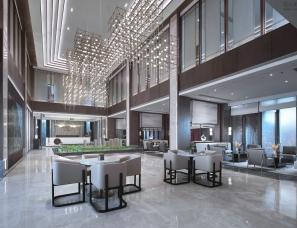 大研建筑设计--上海招商罗泾雍和府售楼处