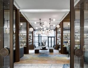 布鲁盟室内设计--华侨城·原岸 美学生活馆