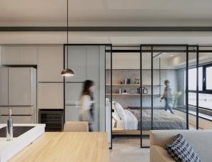 虫点子创意设计--台湾温馨宁静住宅