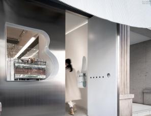Mur Mur Lab设计--Blacksheep Espresso咖啡馆