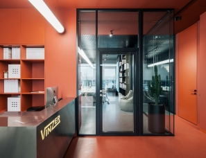 YØDEZEEN设计--VINZER office