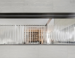 孙文设计+库玛设计--宝龙融信·新世邸售楼处