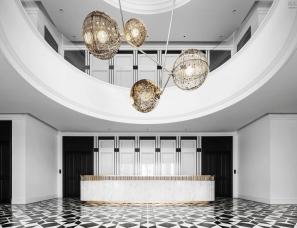 TCDI创思国际设计--广东熊猫文化产业办公空间