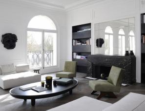 Joseph Dirand architecture设计--巴黎圣詹姆士