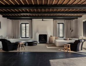 K-Studio--希腊Kalesma Mykonos'村落式'度假酒店