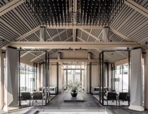 上海乐尚设计--苏州万科·大家售楼处