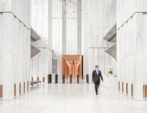 KPF设计--吉隆坡这个新总部大楼,细节堪比五星酒店