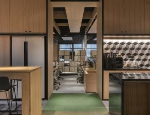 Dariel Studio设计--Wieden+Kennedy办公室