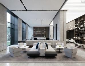 DIA丹健国际--融创哈尔滨四季印像售楼处.样板房