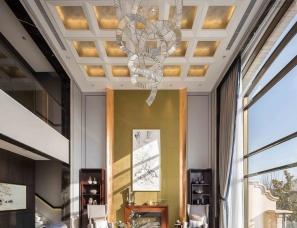 深圳范创意环境艺术--裕华•E户型样板房