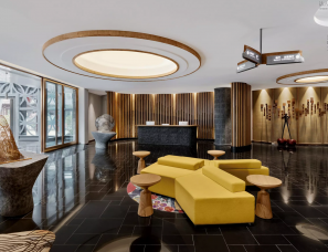 贝森豪斯设计--南香楼艺术酒店