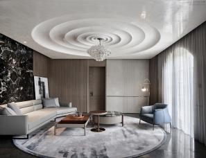 GFD广飞设计--绿城西子·青山湖玫瑰园样板房