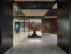 乐尚设计丨 西安保利中央公园售楼处
