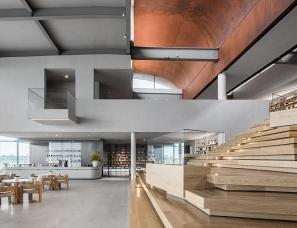 WJID维几设计--华侨城空港国际小镇创展中心