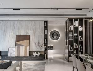 大木设计+零次方设计--南宁建发·央玺J户型样板房