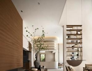 集艾设计--苏州绿地香港太湖朗峯商墅