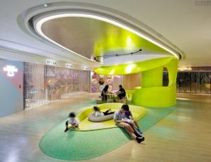 泛纳设计--K11 MUSEA Donut Playhouse