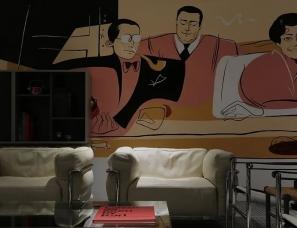 CUN寸DESIGN--HWS atelier 沃熙艺廊空间