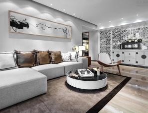 广州柏舍励创设计--西安新兴•新庆坊实体样板房