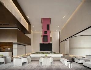 矩阵纵横--惠州方直天润珑耀花园售楼处