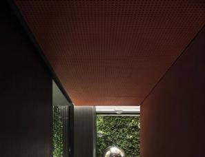 三次圆空间设计--云淡风轻私人会所