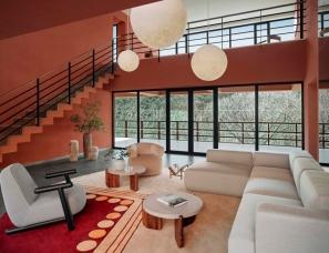 AIM恺慕建筑设计--SOHO中国长城脚下的公社酒店