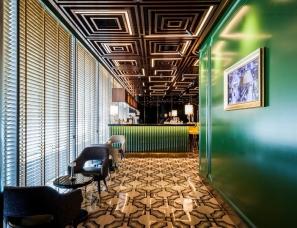 李芯泳设计--新明园餐厅