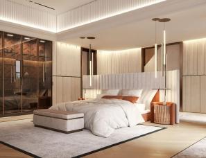 stanislav kaminski--迪拜600㎡别墅设计方案