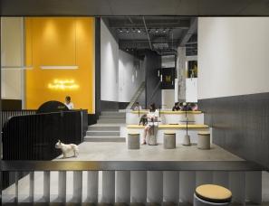 SAY ARCHITECTS--NOVA PETS宠物咖啡店