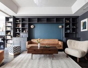 彳亍美学空间设计--精致的家,每1m²都是美的