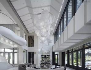 邱德光设计--珠海翠湖香山·桃花源超级豪宅2100㎡