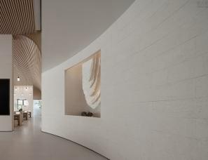 零次方空间设计--东莞华侨城·纯水岸花园文华售楼处