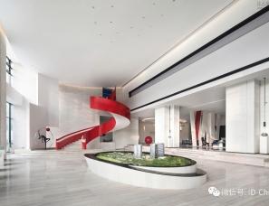 柏舍设计--华皓集团053E项目新媒体中心
