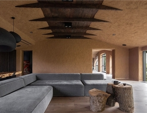 Sergey Makhno Architects--乌克兰WabiSabi公寓