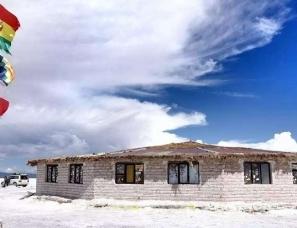 """让你意想不到的酒店设计——玻利维亚""""盐宫酒店"""""""
