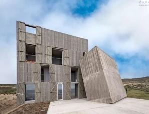 Alejandro Aravena--混凝土造的家